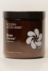 Wooden Spoon Herbs Rose Cocoa