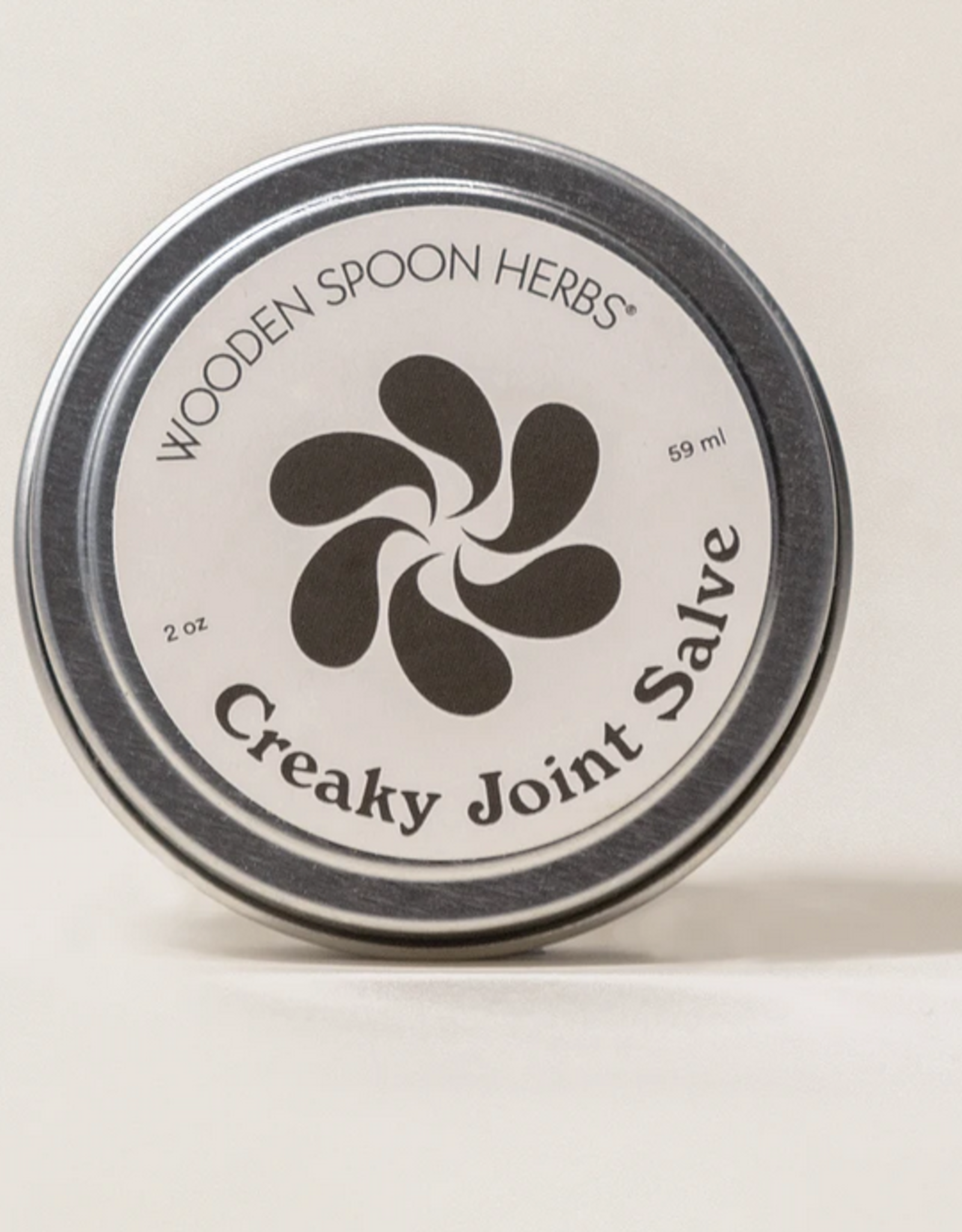 Wooden Spoon Herbs Creaky Joint Salve