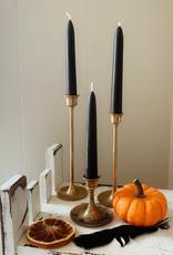 Vestal Candle Black Taper Candle
