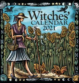 Llewelyn Llewellyn's 2021 Witches' Calendar