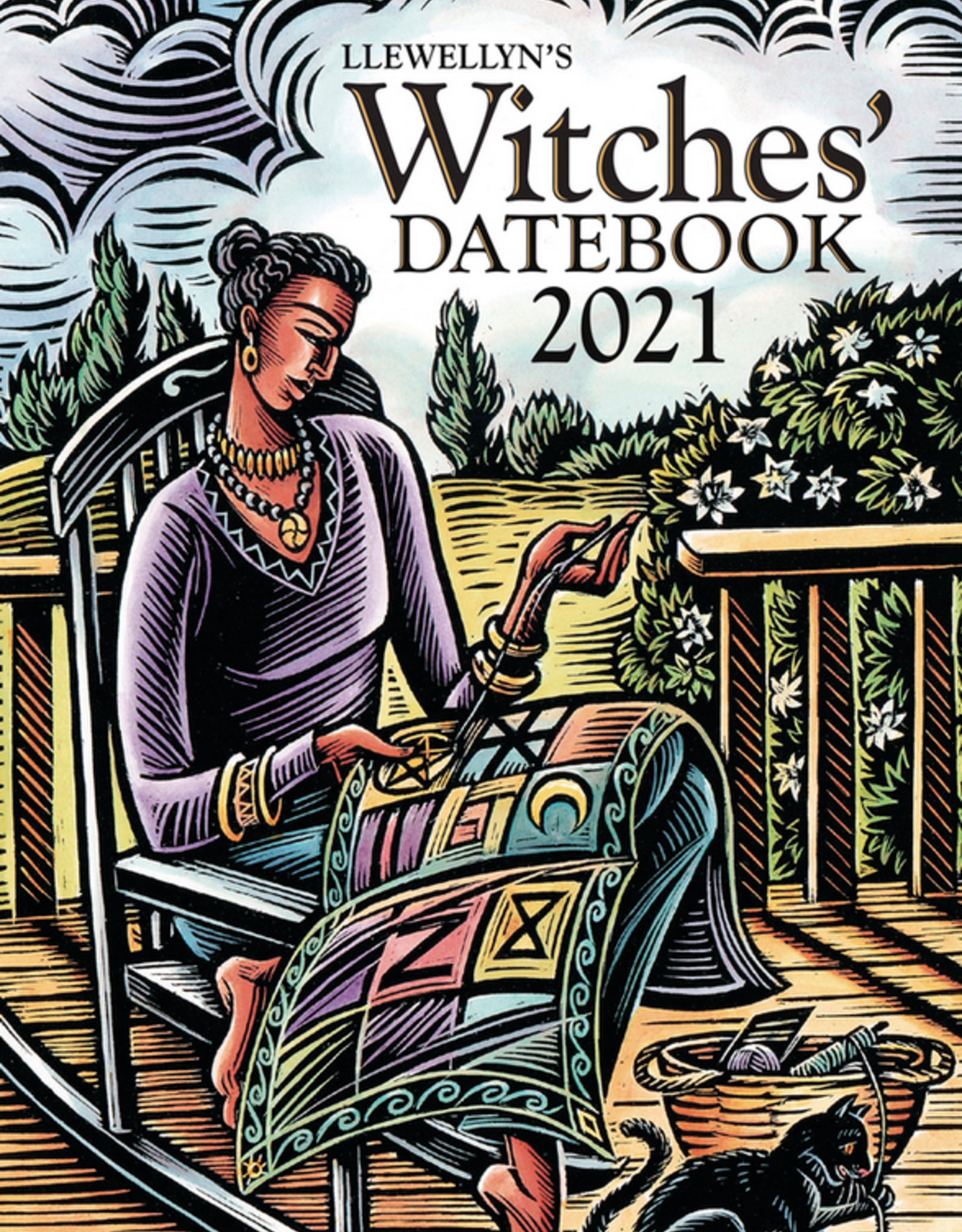 Llewelyn Llewellyn's 2021 Witches' Datebook