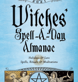 Llewelyn Llewellyn's 2021 Witches' Spell-A-Day Almanac