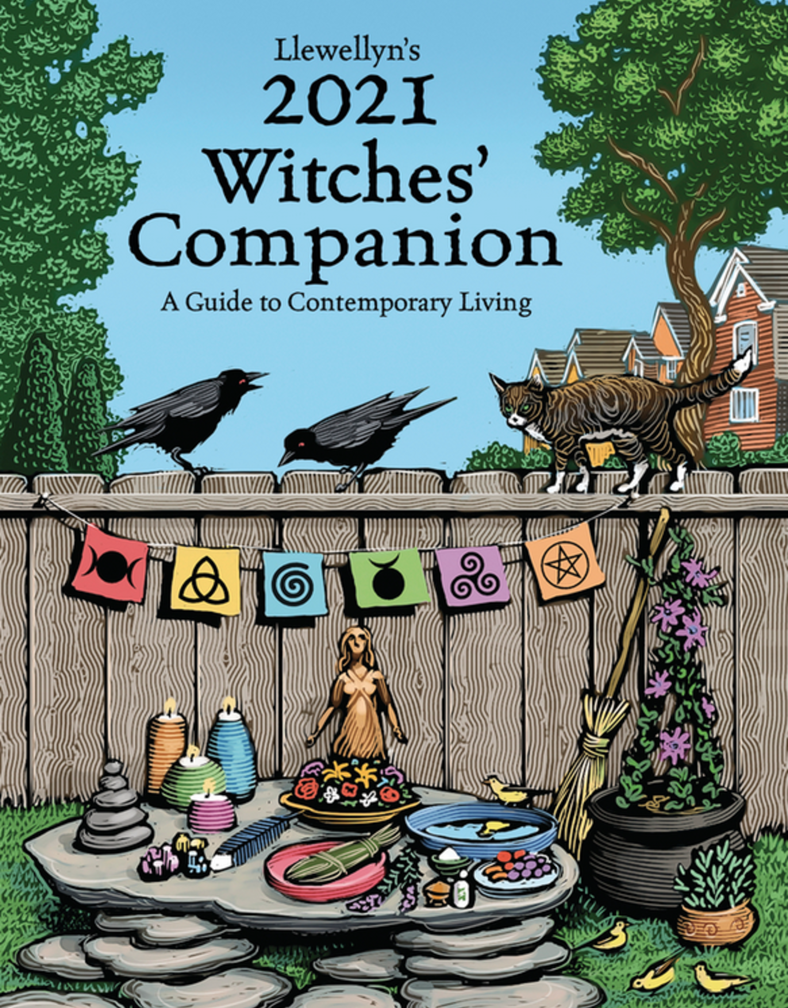 Llewelyn Llewellyn's 2021 Witches' Companion