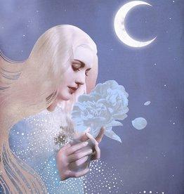 Starseed Design Moonflower Print