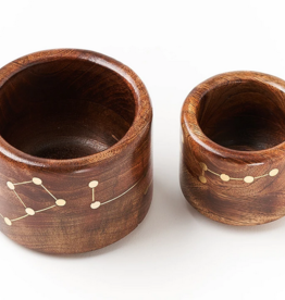 Matr Boomie Jyotisha Nesting Bowls