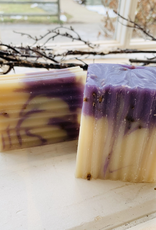Becca Rose Goat Milk Soap: Lavender Song