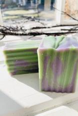 Becca Rose Goat Milk Soap: Lavender Mint