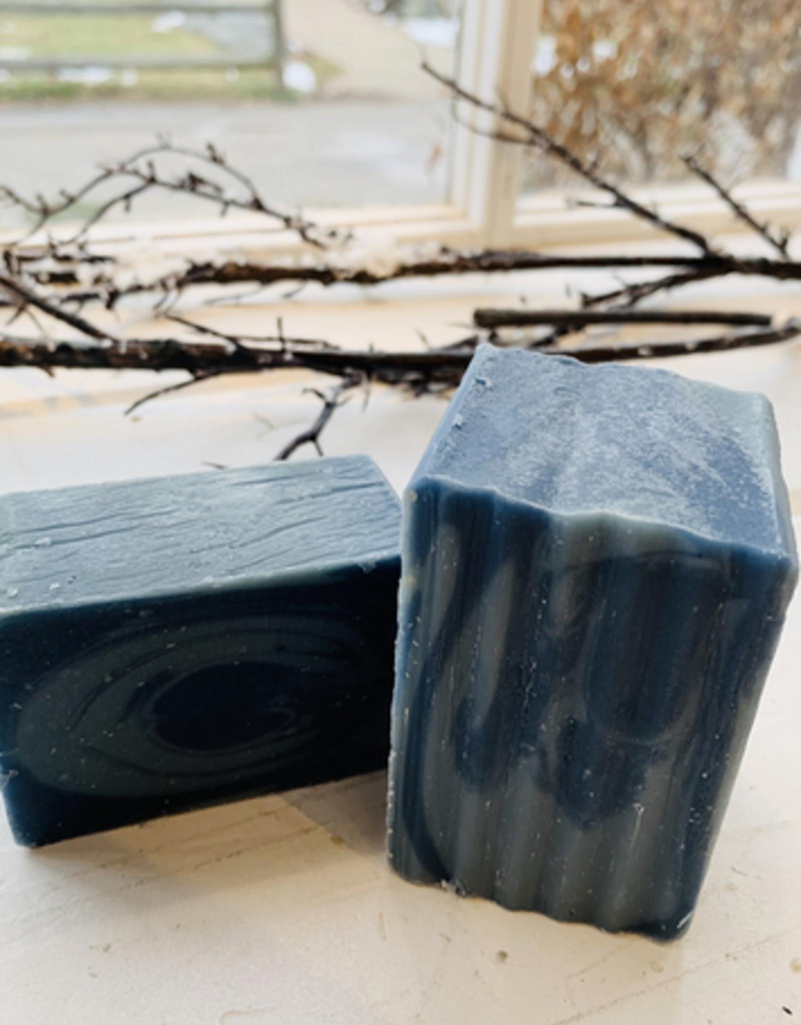 Becca Rose Goat Milk Soap: Eucalyptus