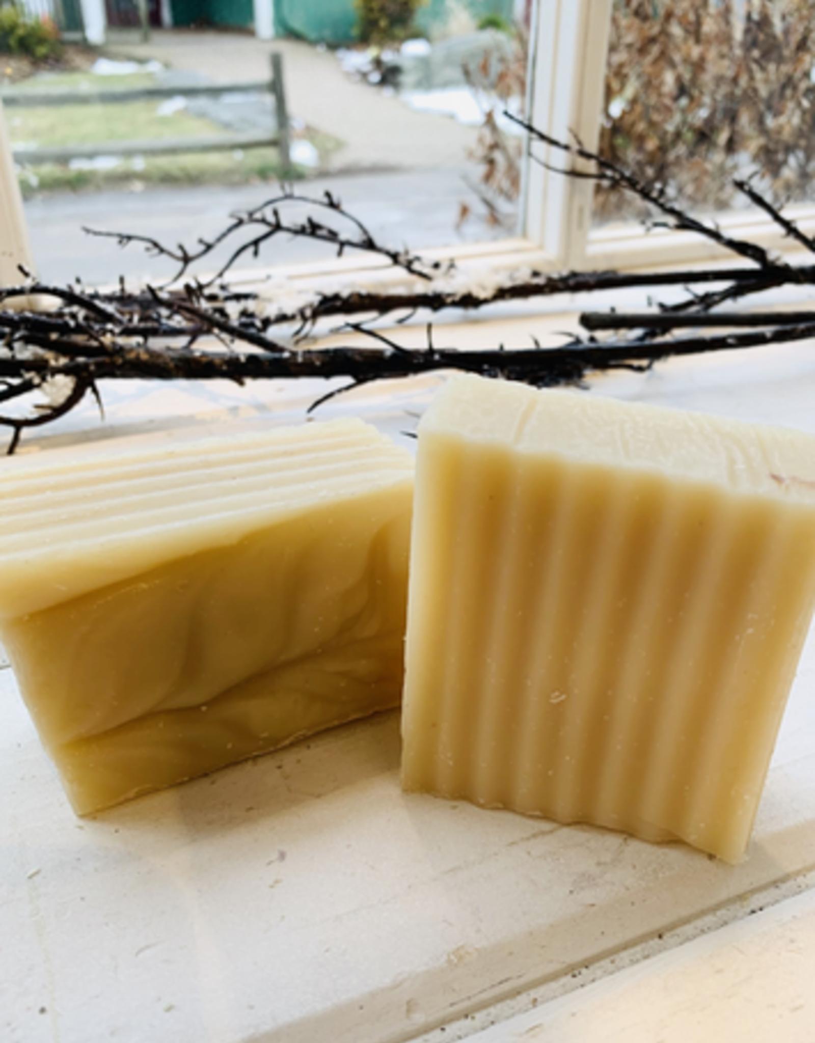 Becca Rose Goat Milk Soap: Au Naturale