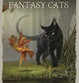 Llewelyn Barbieri Fantasy Cat Oracle