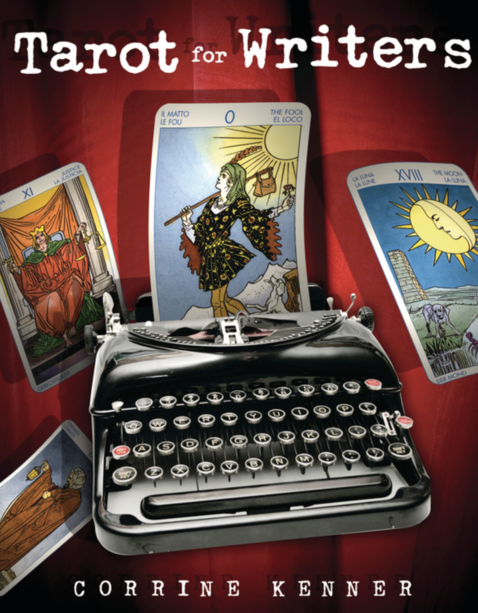 Llewelyn Tarot for Writers