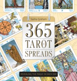 Llewelyn 365 Tarot Spreads