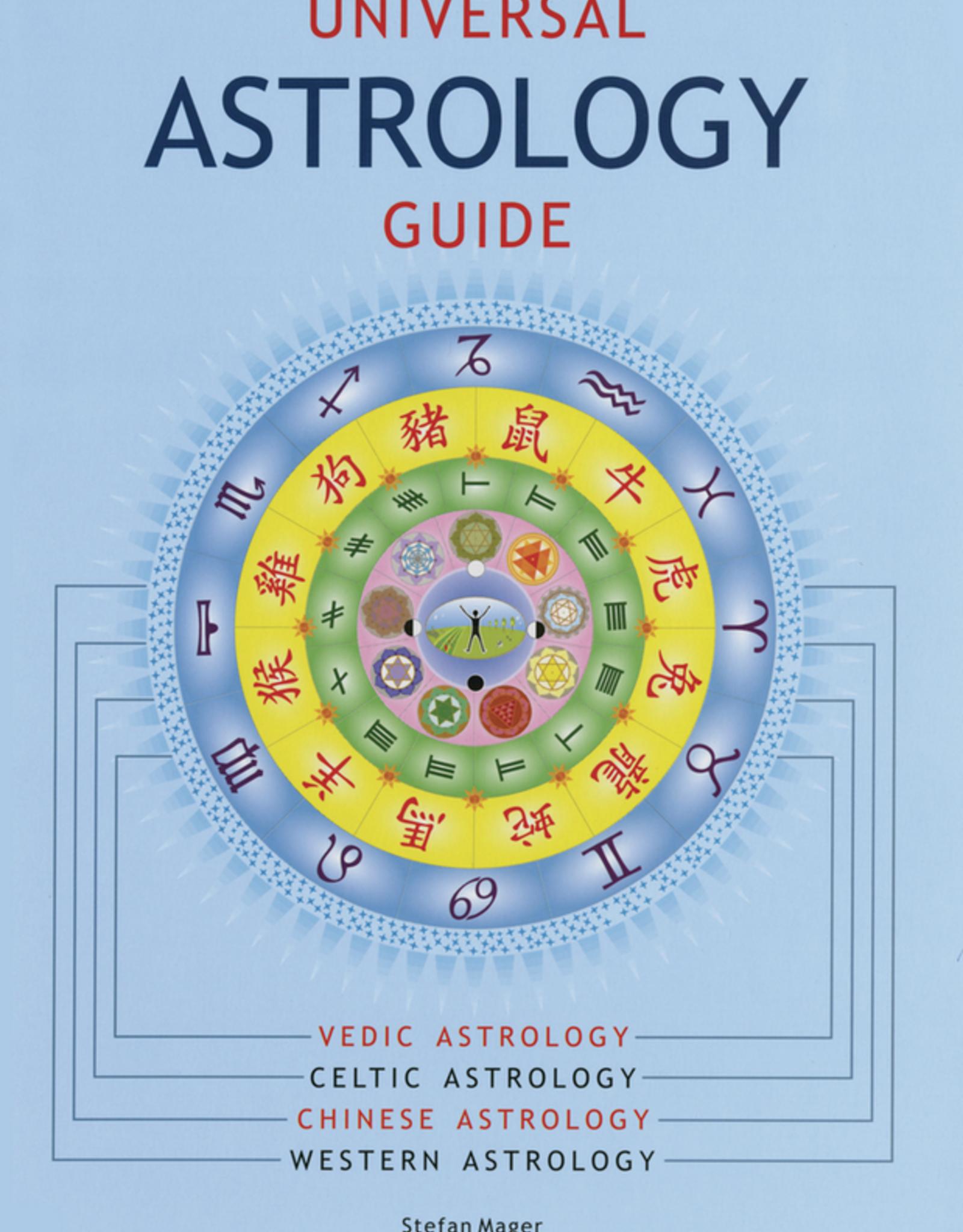 Llewelyn Universal Astrology guide