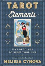 Llewelyn Tarot Elements