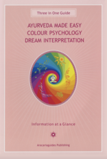 Llewelyn Ayurved Made Easy Colour Psychology Dream Interpretations