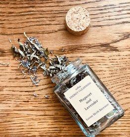 erba Mugwort and Lavender Loose Herb Incense