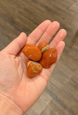 Pelham Grayson Red Jasper (Tumbled)