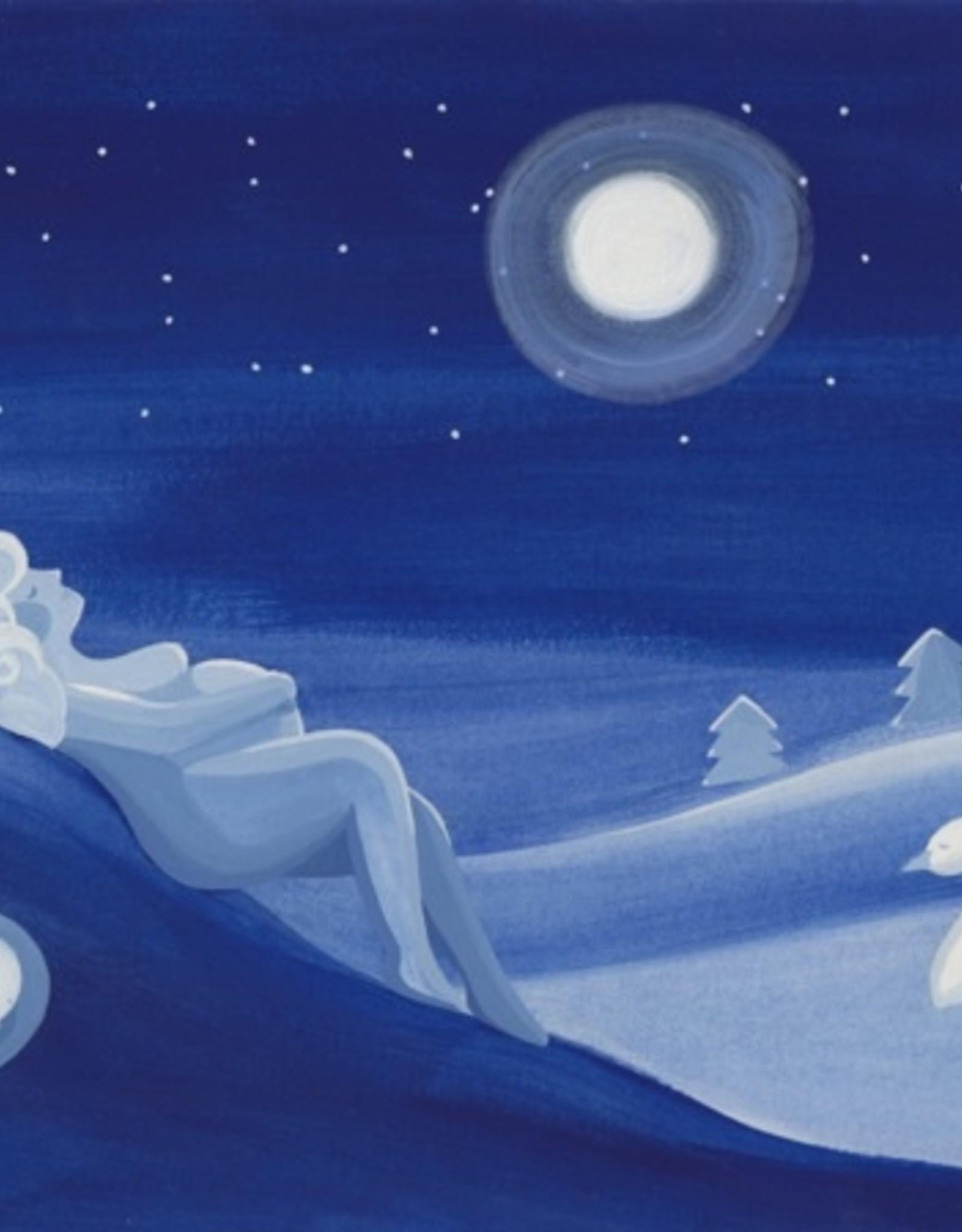 Lisa Junius Birth Print