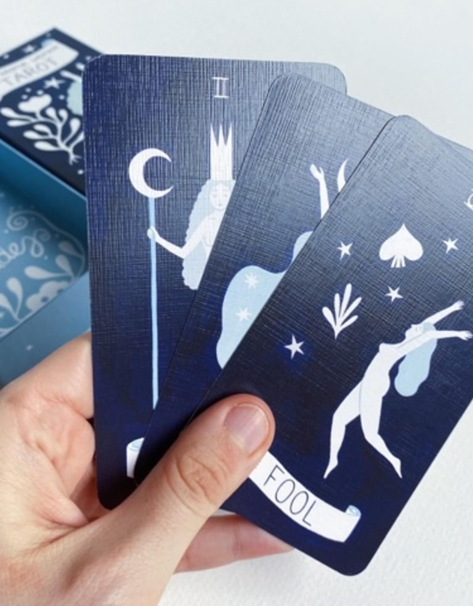 Lisa Junius Cosmic Woman Tarot
