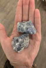 Pelham Grayson Blue Calcite Rough (lg)