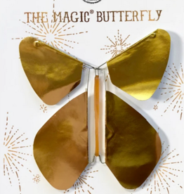 TOPS Malibu Metallic Flying Magic Butterfly
