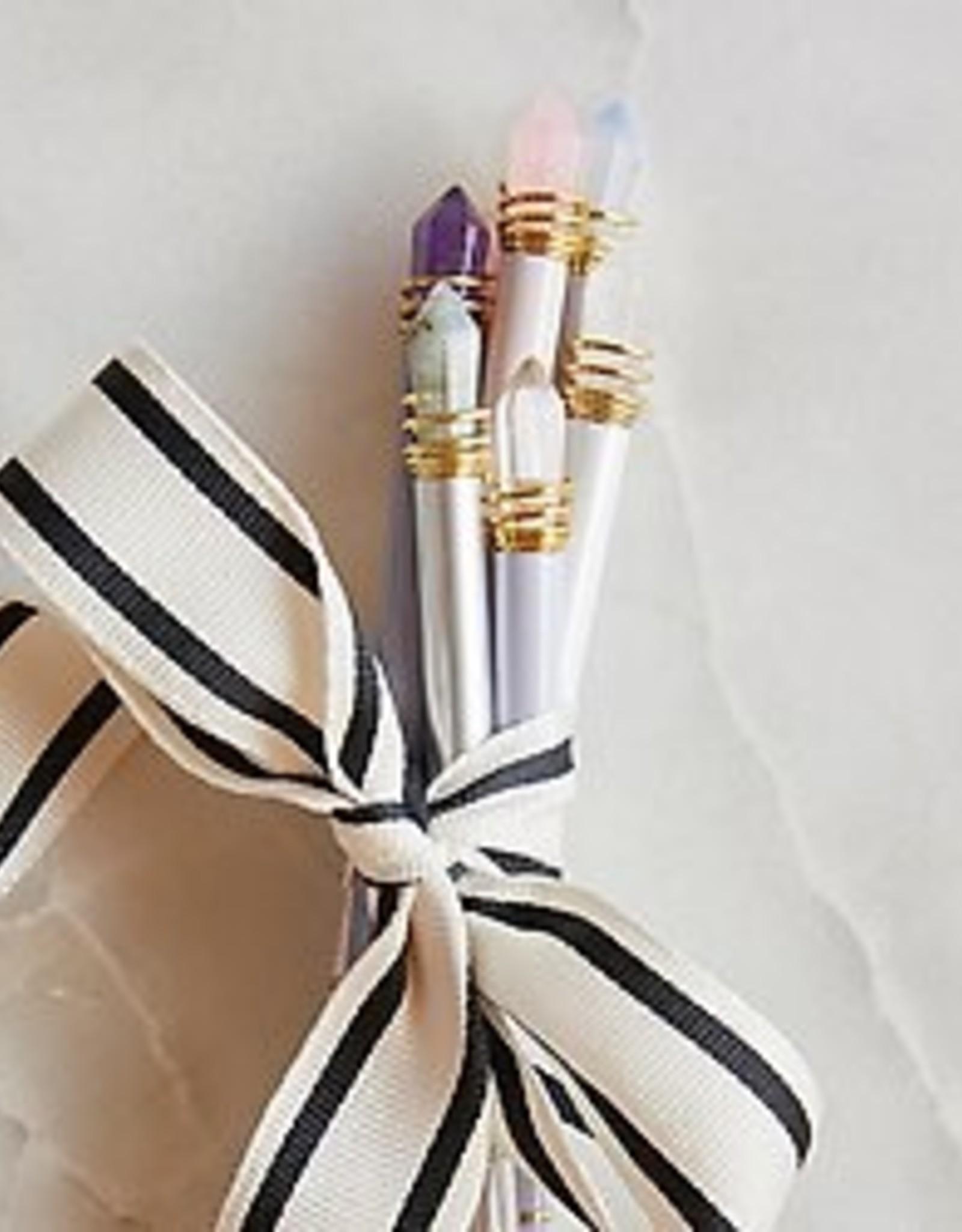 Santa Barbara Design Studio by Creative Brands Crystal Pen