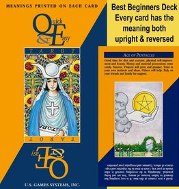 U.S. Games Systems, Inc. Quick & Easy Tarot