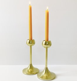 "Mole Hollow Candles 8"" Taper Candle"