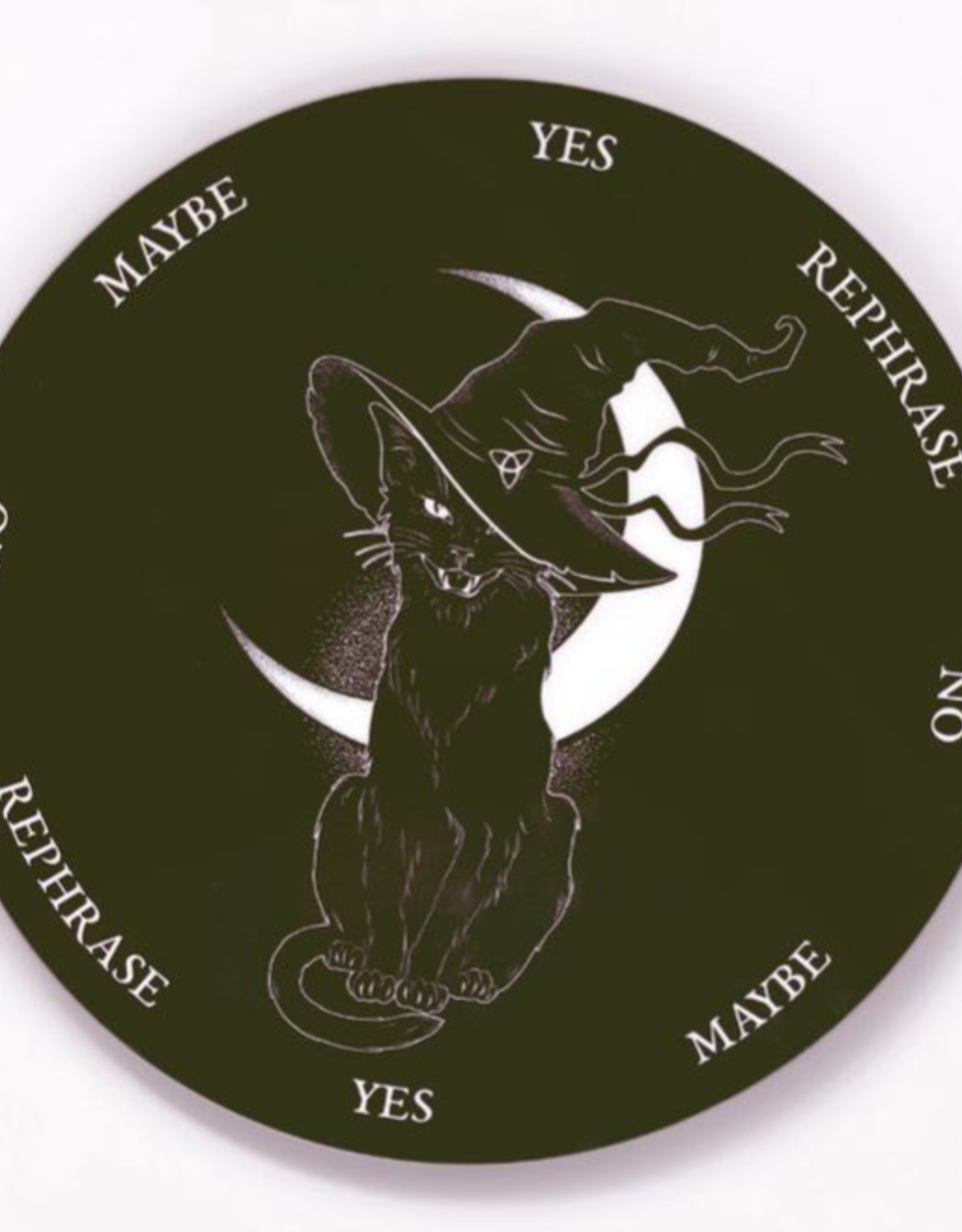 Flora and Nirvana Cat Pendulum Board