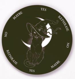 Flora and Nirvana *Cat Pendulum Board