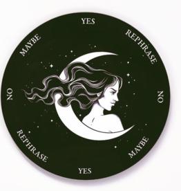Flora and Nirvana Lady Moon Pedulum Board