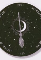 Flora and Nirvana Broom Pendulum Board