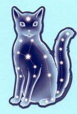 Bee's Knees Industries Celestial Cat Vinyl Sticker