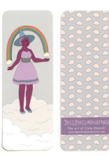 Bee's Knees Industries Rainbow Witch Bookmark