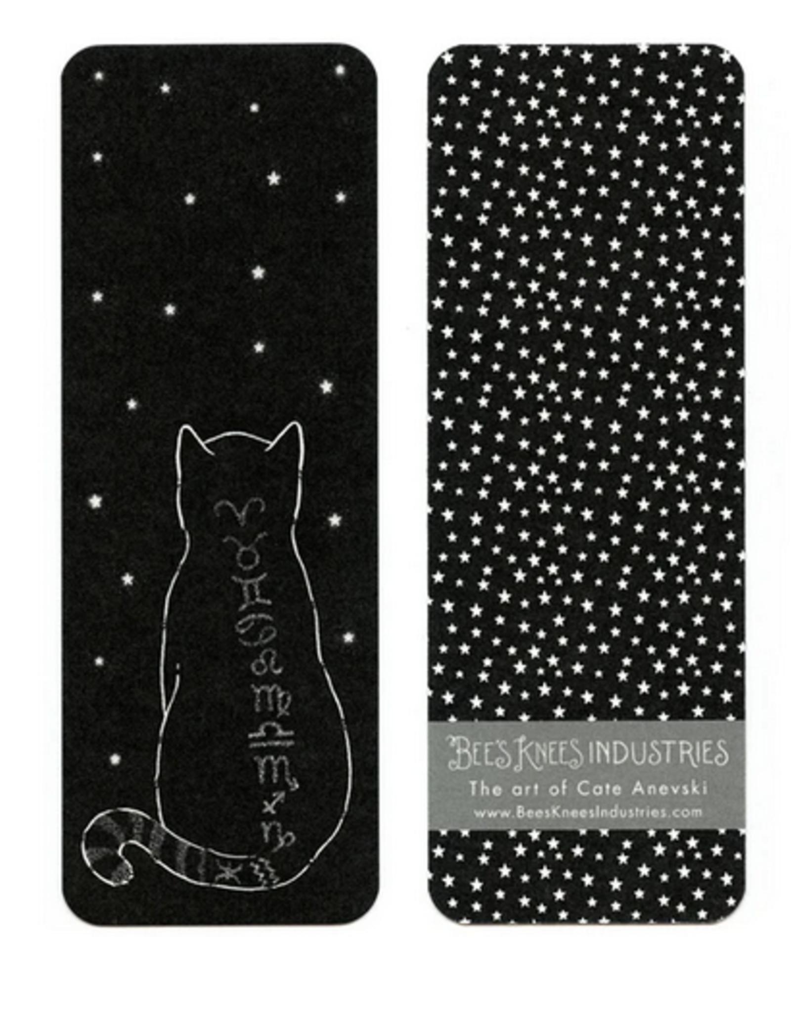 Bee's Knees Industries Zodiac Cat Bookmark
