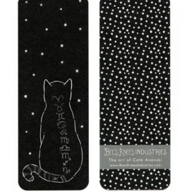 Bee's Knees Industries Zodiac Cat Bookmark
