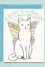 Bee's Knees Industries Catterfly Birthday Card