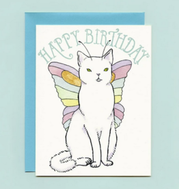 Bee's Knees Industries Catterfly Birthday Card*