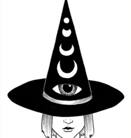 Bee's Knees Industries Third Eye Witch Art Print- Mini*