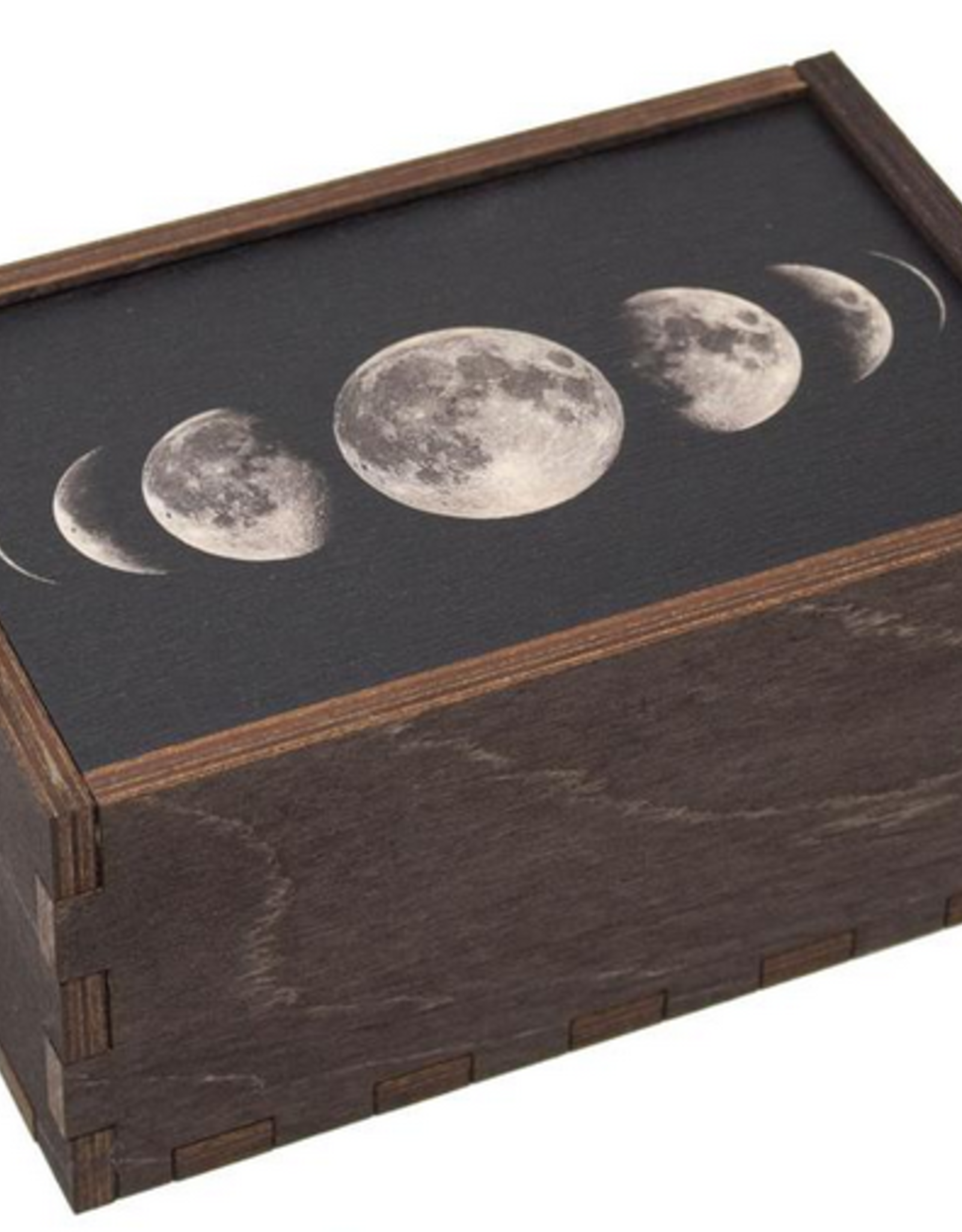 """Most Amazing Moon Phases Full Color Tarot Card Box: 4""""x6"""""""
