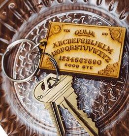 Most Amazing Ouija Board Wooden Keychain