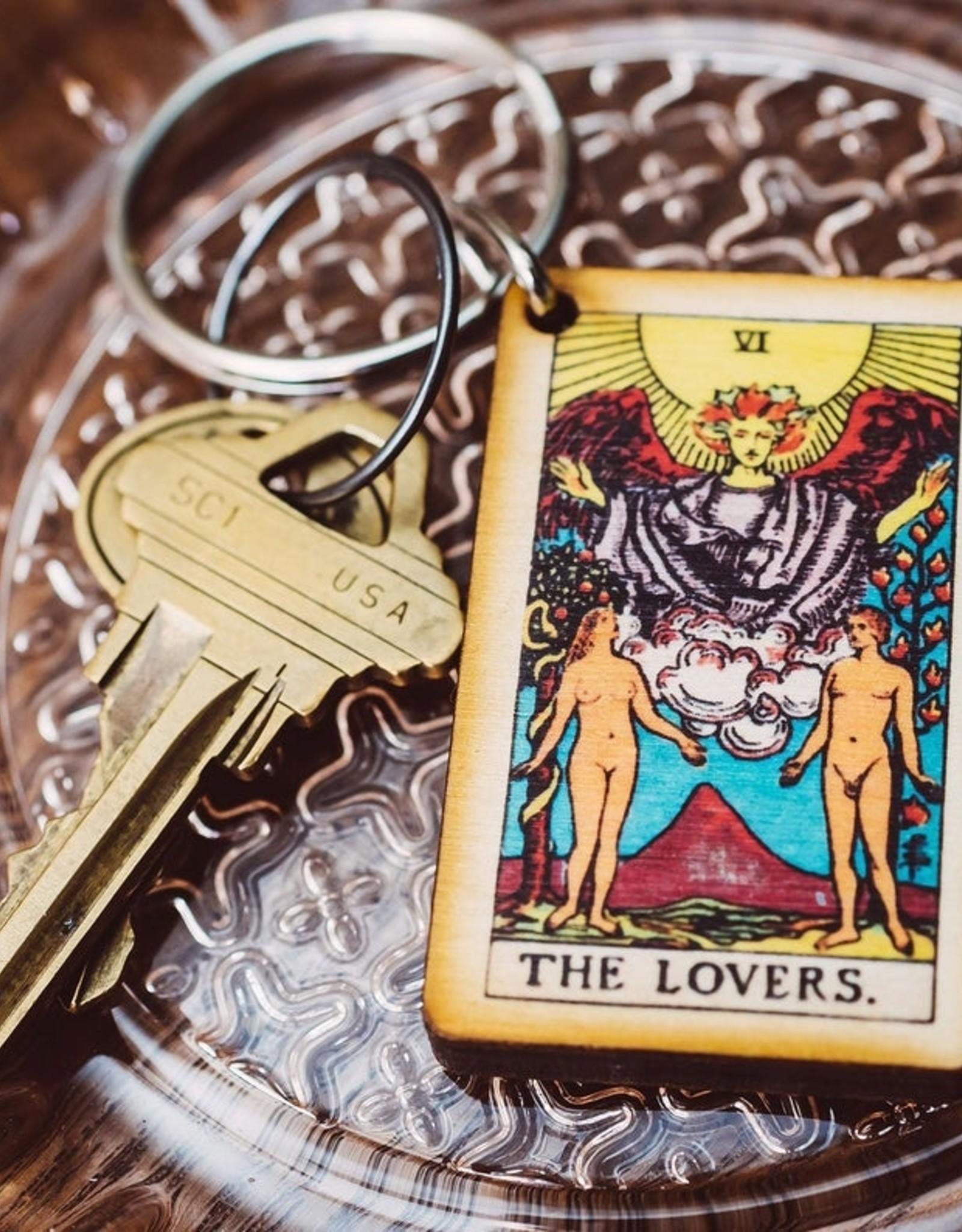 Most Amazing Tarot Keychain (I-XII)