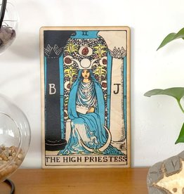 Most Amazing Tarot Full Color Wood Wall Art