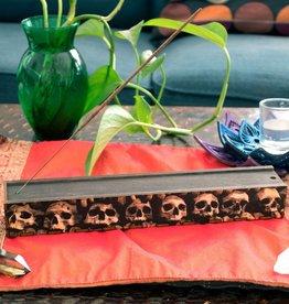 Most Amazing Skulls Full Color Stick Incense Burner Box