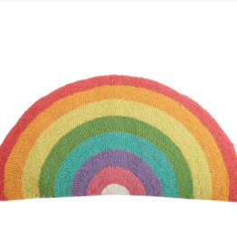 Peking Handicraft Rainbow Shaped Hook Pillow