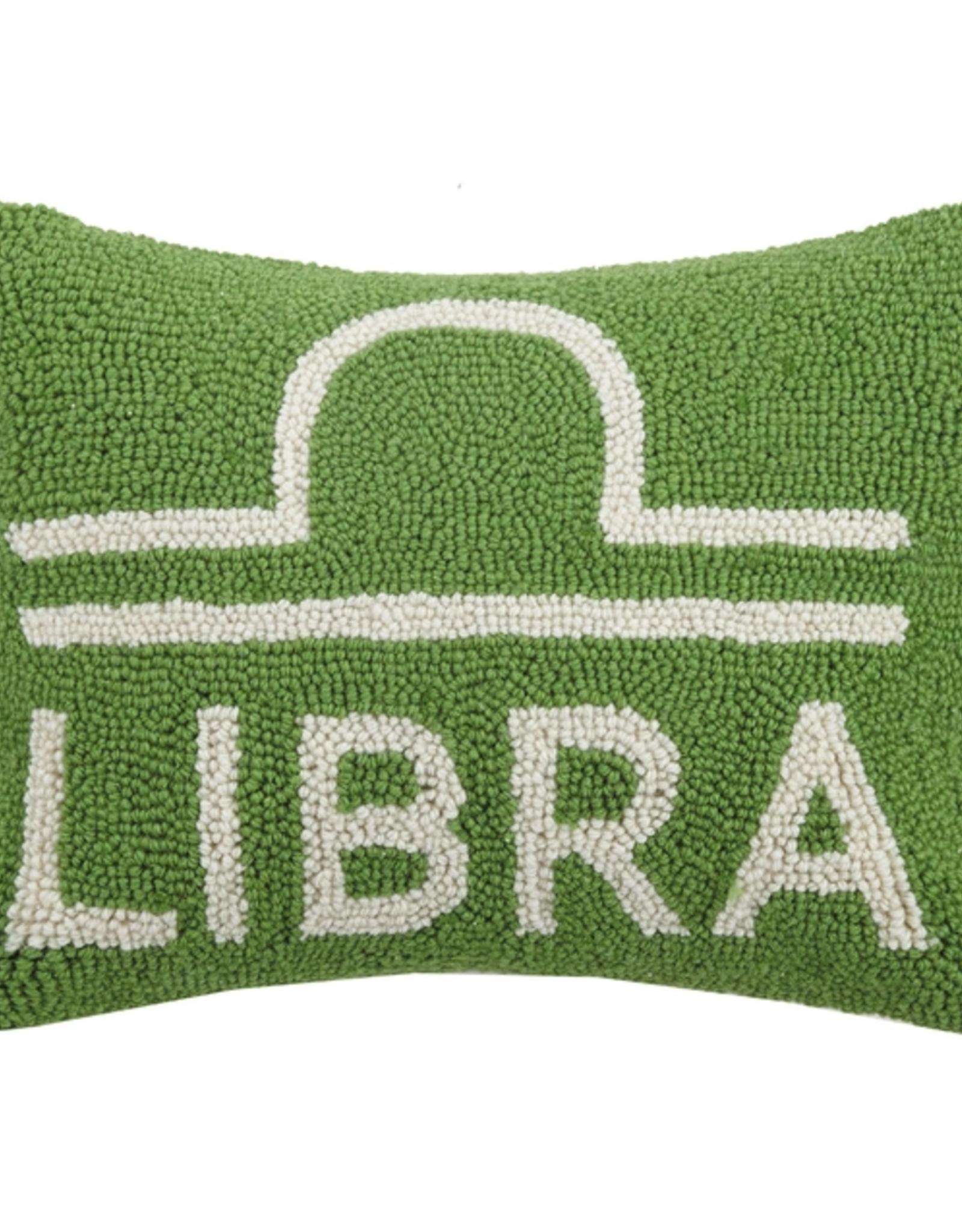 Peking Handicraft Libra Throw Hook Pillow