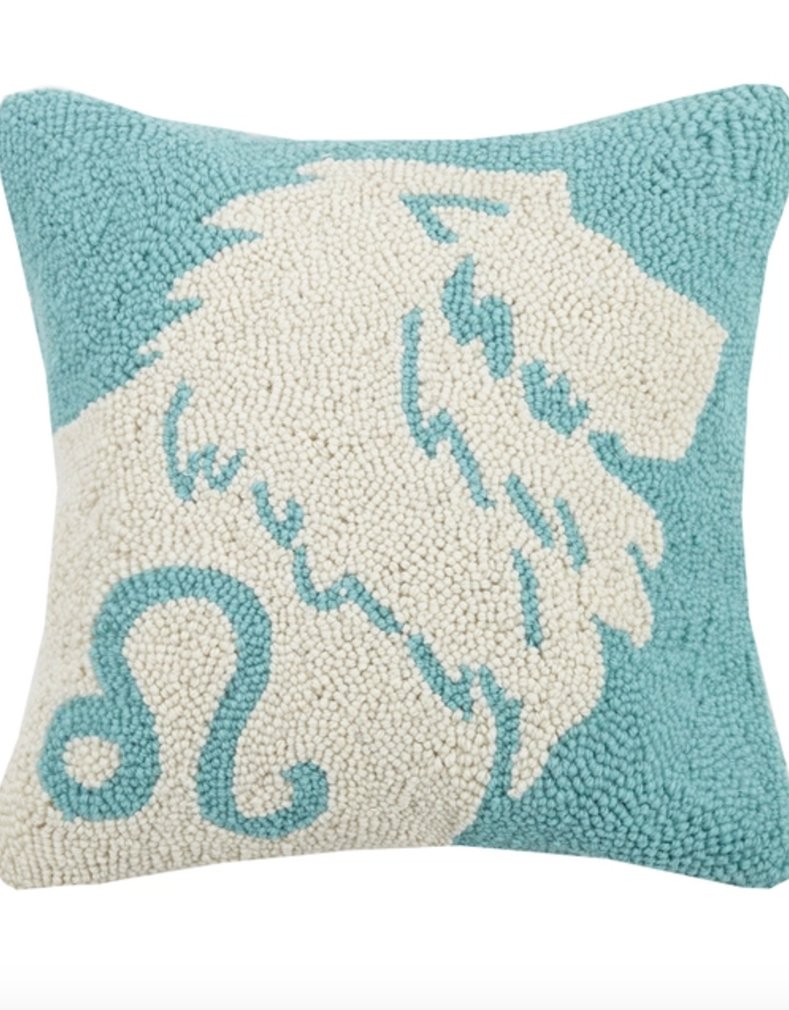 Peking Handicraft Leo Hook Pillow