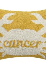 Peking Handicraft Cancer Hook Pillow