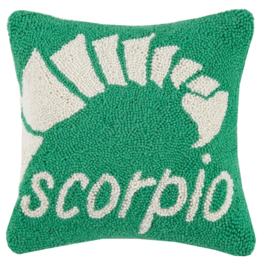 Peking Handicraft Scorpio Hook Pillow