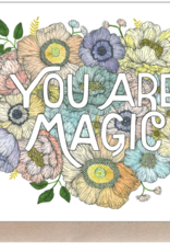 Marika Paz Illustration You are Magic Greeting Card
